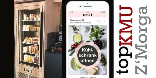 TopKMU-Zmorga Intelligente Geräte, Sensoren und das neue Kundenerlebnis