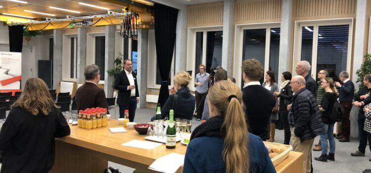 topKMU-Zmorga: Das Richtige in Gang bringen (Neujahrs-Kickoff 2020)