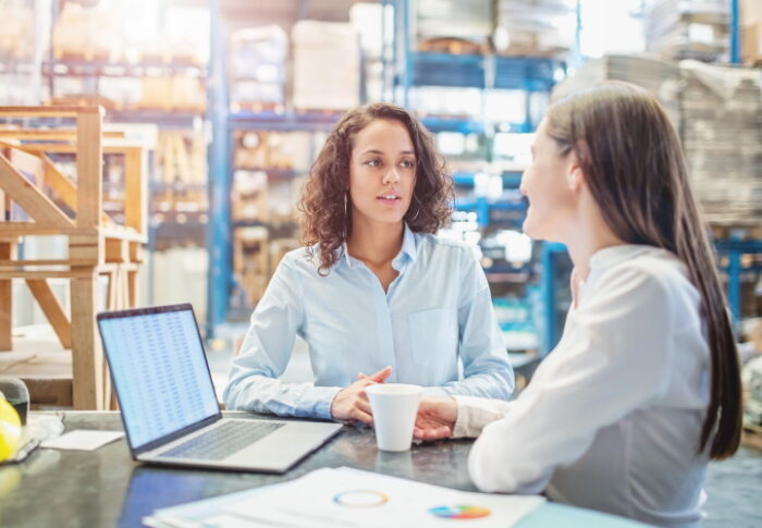 Lernen, wie man die digitalen Liefernetzwerke der Zukunft gestaltet