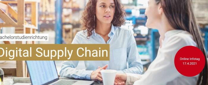 Neues Studienangebot Digital Supply Chain