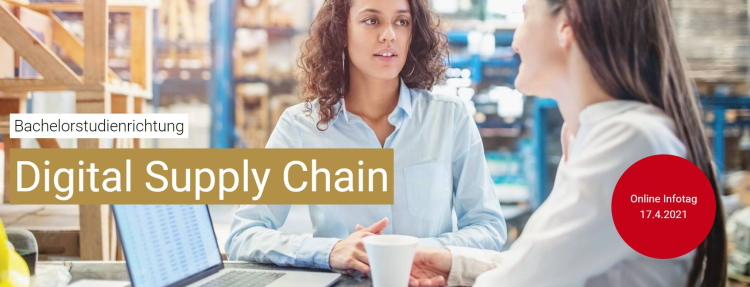 Neues Studienangebot Digital Supply Chain